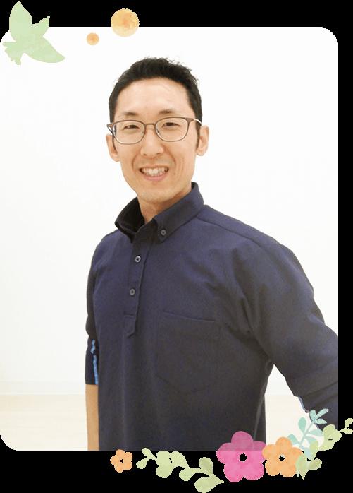鍼灸マッサージ師、運動トレーナー 梅谷 昂平